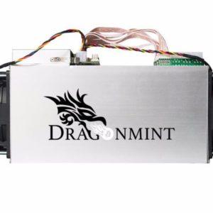 Купить новый ASIC майнер HalongMining DragonMint B52 в СПб
